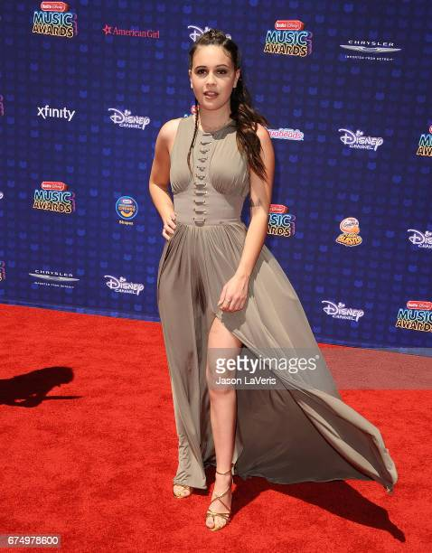 Singer Bea Miller attends the 2017 Radio Disney Music Awards at Microsoft Theater on April 29 2017 in Los Angeles California