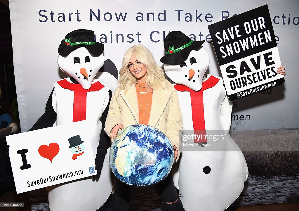 Singer Bebe Rexha attends Park City Live Presents The Hub Featuring The Marie Claire Studio and the 4K ULTRA HD Showcase Brought to You by the Consumer Technology Association on January 20, 2017 in Park City, Utah.