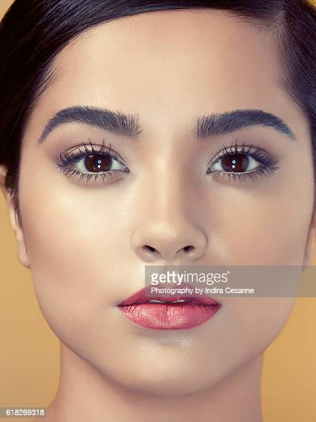 Singer Becky G is photographed for The Untitled Magazine on January 22 2014 in New York City PUBLISHED IMAGE CREDIT MUST READ Indira Cesarine/The...