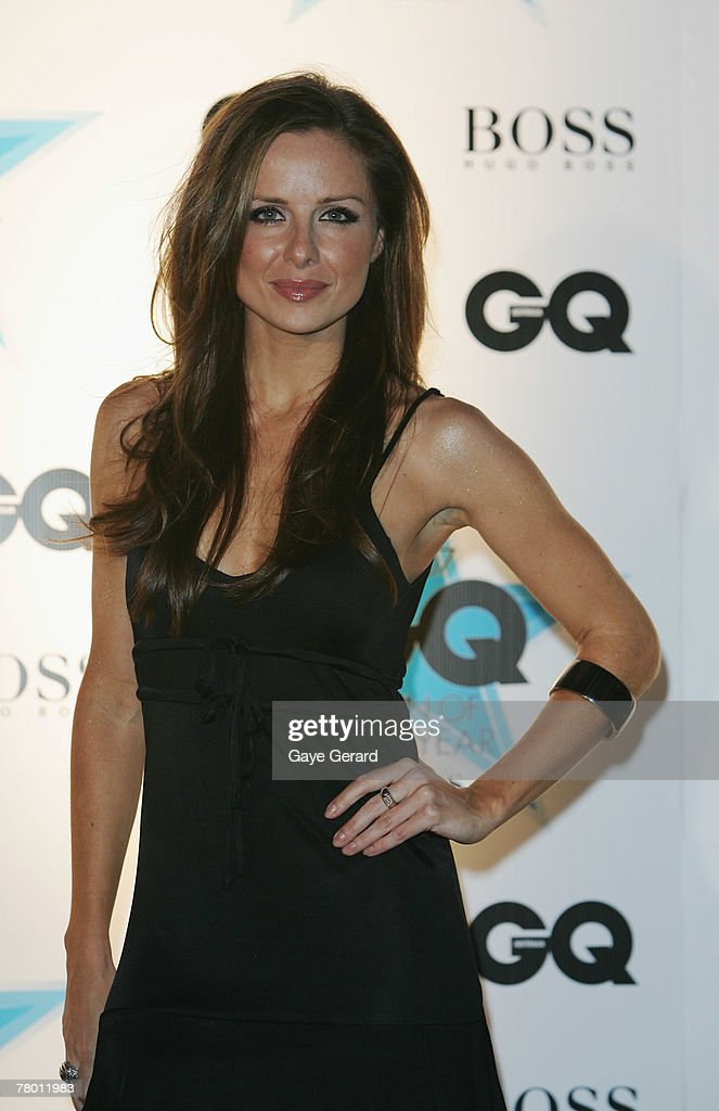 GQ Men Of The Year Awards : News Photo