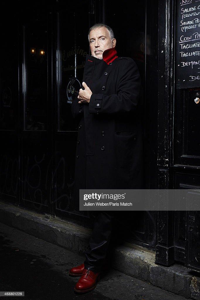 Bernard Lavilliers, Paris Match Issue 3367, December 4, 2013