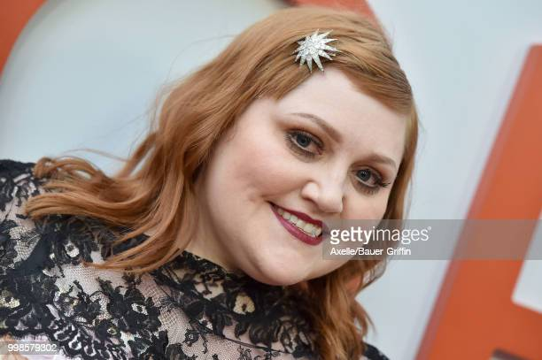 Singer Beth Ditto arrives at Amazon Studios premiere of 'Don't Worry He Won't Get Far on Foot' at ArcLight Hollywood on July 11 2018 in Hollywood...