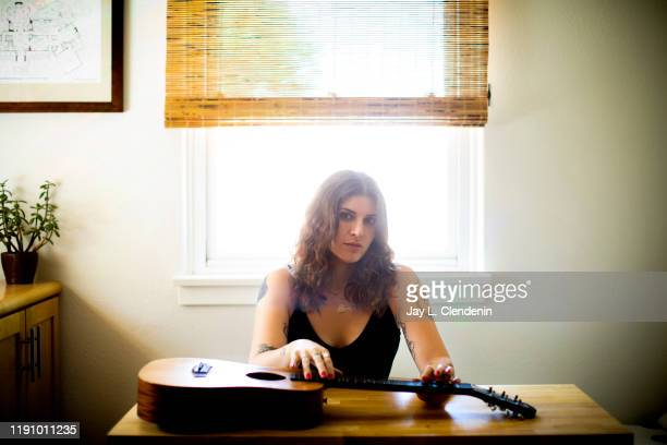 Singer Bethany Cosentino is photographed for Los Angeles Times on September 17 2019 in Glendale California PUBLISHED IMAGE CREDIT MUST READ Jay L...