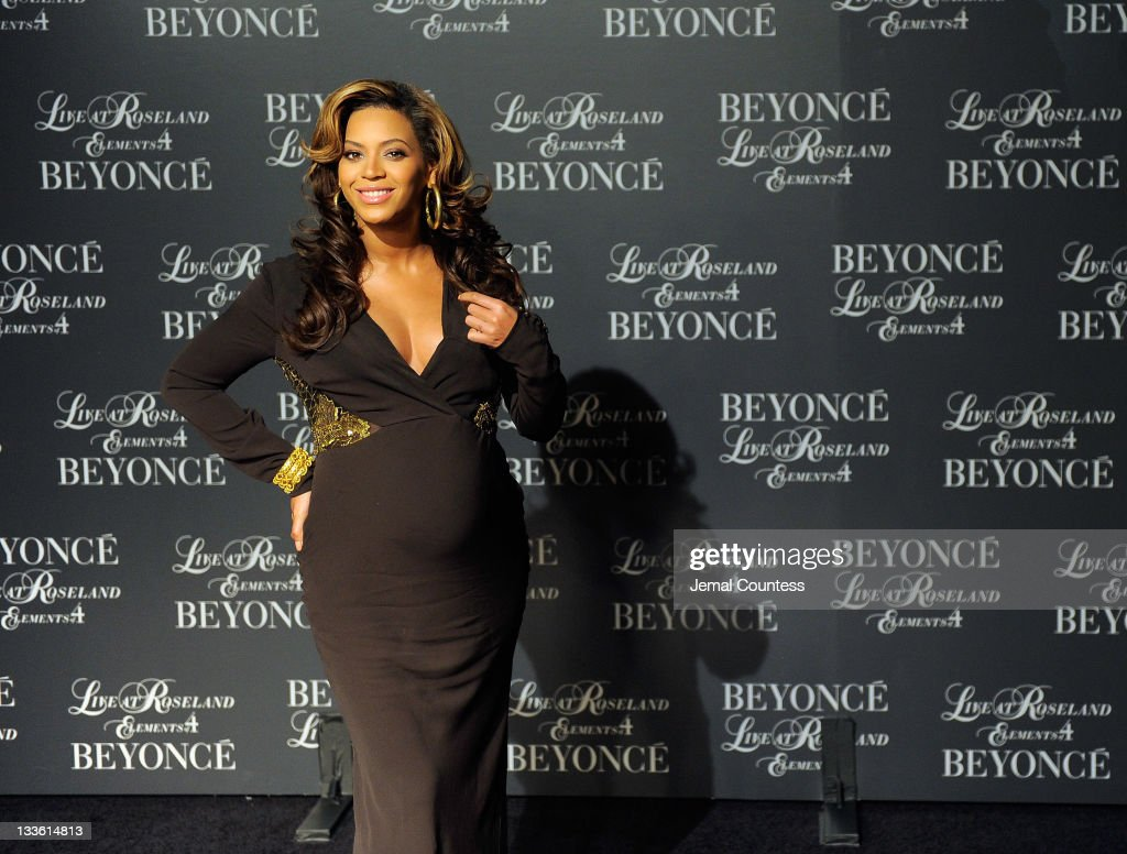 "Beyonce Hosts A Screening Of ""Live At Roseland: The Elements Of 4"""