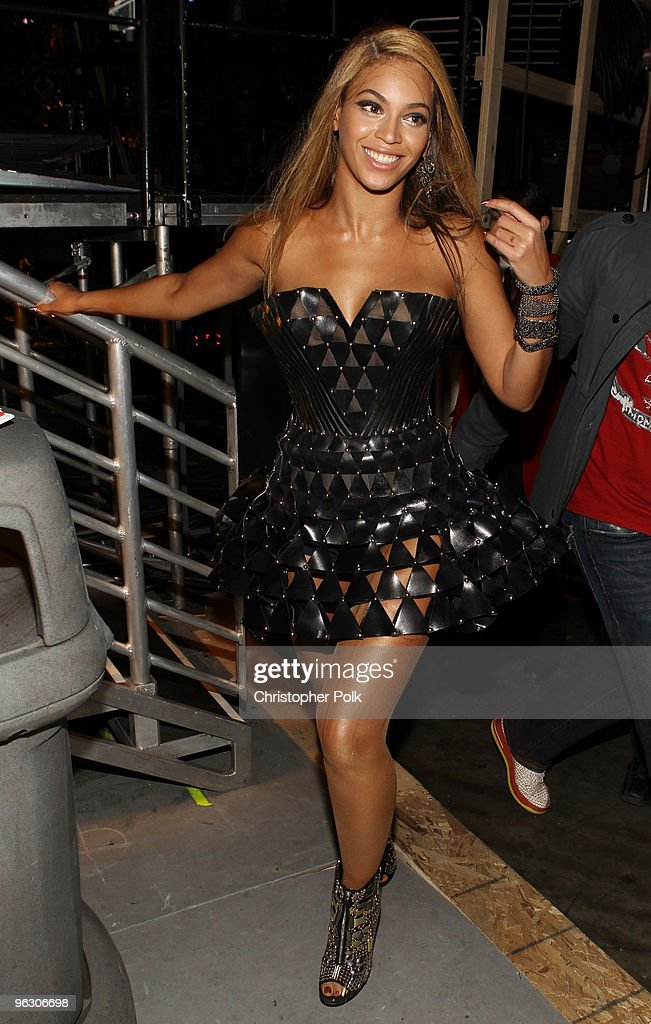 The 52nd Annual GRAMMY Awards - Backstage : News Photo
