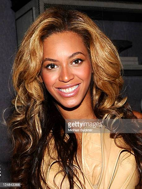 Singer Beyonce Knowles during MercedesBenz Fashion Week Spring 2012 at Lincoln Center on September 13 2011 in New York City