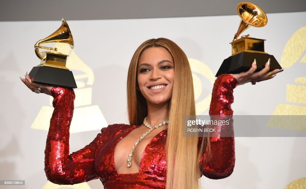 The 59th GRAMMY Awards - Press Room