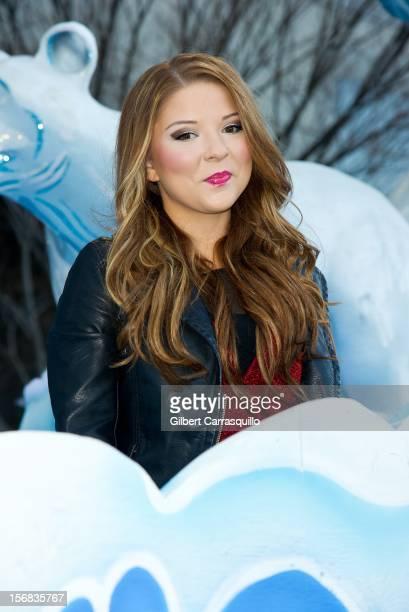 Singer Bianca Ryan attends the 93rd annual Dunkin' Donuts Thanksgiving Day Parade on November 22, 2012 in Philadelphia, Pennsylvania.
