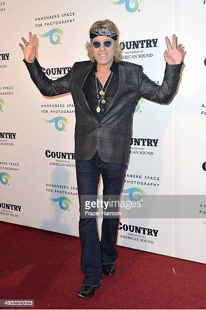 Singer Big Kenny of Big Rich attends the Annenberg Space for Photography Opening Celebration for Country Portraits of an American Sound at the...