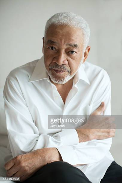 Singer Bill Withers is photographed for Gun and Garden Magazine on January 21 2015 in Los Angeles California