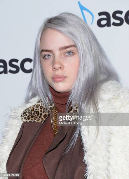 Singer Billie Eilish attends the 34th Annual ASCAP Pop Music Awards at The Wiltern on May 18 2017 in Los Angeles United States