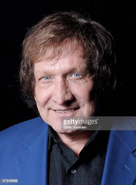 Singer Billy Joe Royal poses backstage at Sky City Casino Showroom on May 6 2006 in Acoma New Mexico Royal placed 4 of his recordings into the...