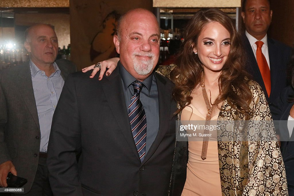 Alexa Ray Joel Performs At Cafe Carlyle : News Photo