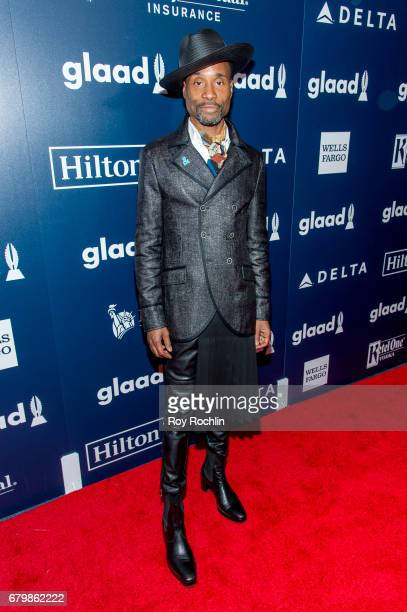 Singer Billy PorterSmith attends the 28th Annual GLAAD Awards at New York Hilton Midtown on May 6 2017 in New York City