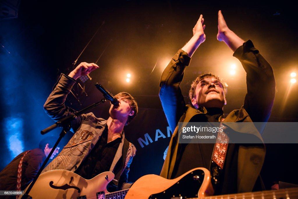 Mando Diao Perform In Berlin