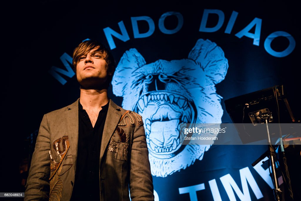 Mando Diao Perform In Berlin