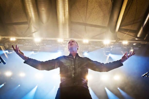 DEU: Mando Diao Perform In Berlin