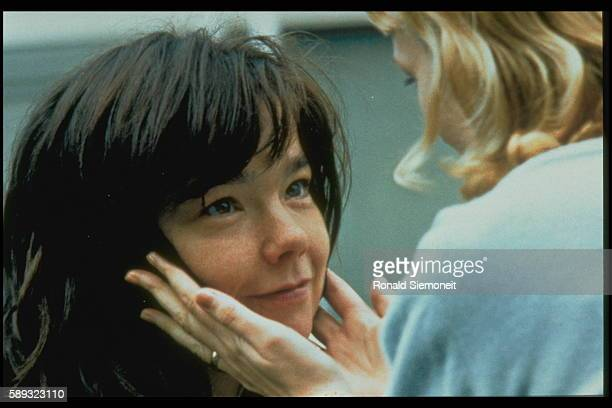 Singer Bjork in the role of Selma that won her the Best Actress award at the year 2000 Cannes Film Festival
