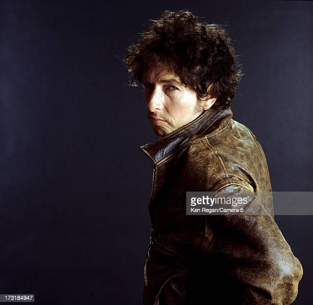 Singer Bob Dylan is photographed at a portrait shoot in 1984 in New York City CREDIT MUST READ Ken Regan/Camera 5 via Contour by Getty Images