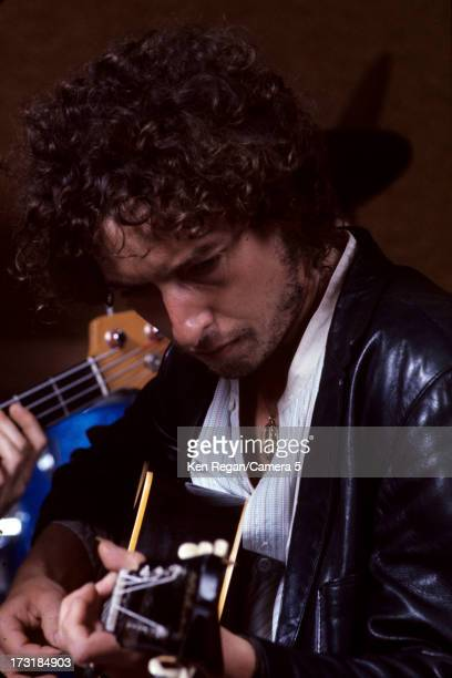 Singer Bob Dylan is photographed in the 1970's CREDIT MUST READ Ken Regan/Camera 5 via Contour by Getty Images