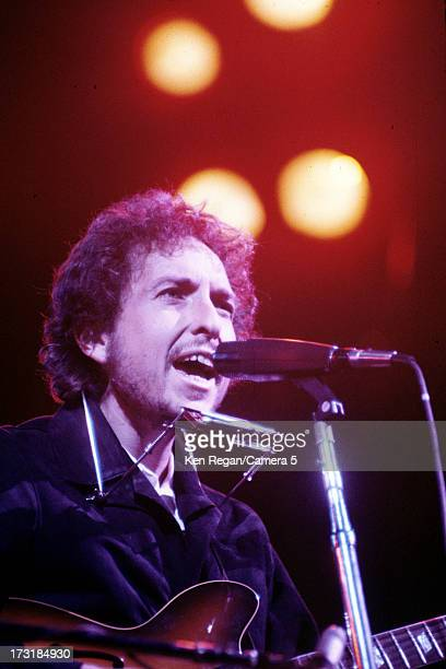 Singer Bob Dylan is photographed performing in 1974 CREDIT MUST READ Ken Regan/Camera 5 via Contour by Getty Images