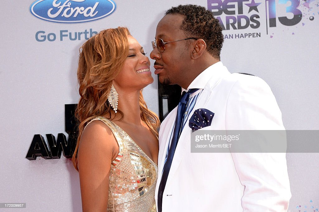 2013 BET Awards - Ford Red Carpet : News Photo
