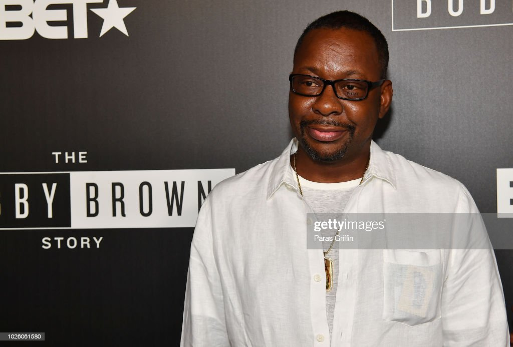 BET Presents The 'Bobby-Q' Atlanta Premiere Of 'The Bobby Brown Story' : News Photo
