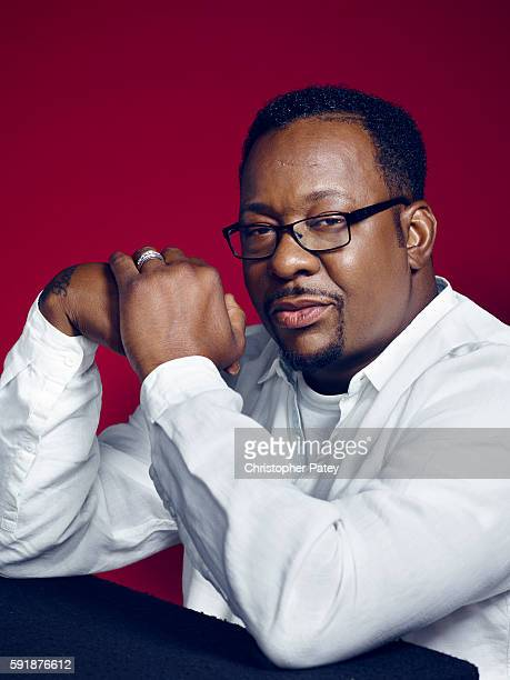 Singer Bobby Brown is photographed for Us Weekly on June 1 2016 in Culver City California