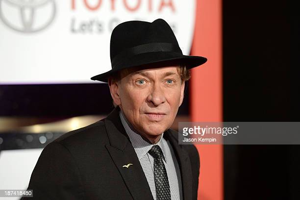 Singer Bobby Caldwell attends the Soul Train Awards 2013 at the Orleans Arena on November 8 2013 in Las Vegas Nevada