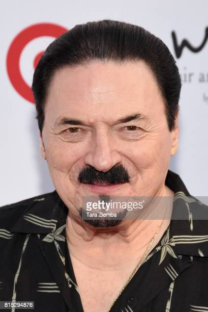 Singer Bobby Kimball attends the 19th Annual DesignCare 2017 at Private Residence on July 15 2017 in Pacific Palisades California