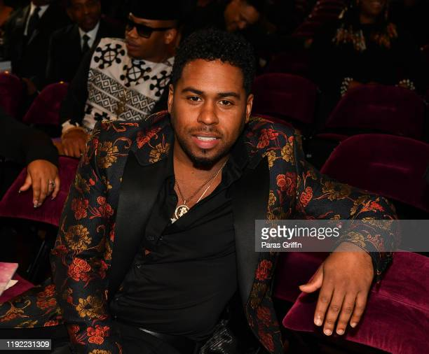 Singer Bobby V attends 2019 Urban One Honors at MGM National Harbor on December 05 2019 in Oxon Hill Maryland