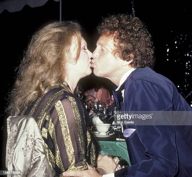Singer Bobby Vinton and wife Dolly Vinton attend 'A Gift Of Music' Los Angeles Bicentennial Tribute Gala on April 25 1981 at Metromedia Square in Los...