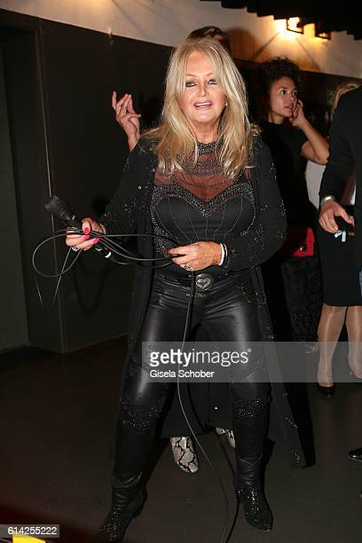 Singer Bonnie Tyler during the 5th anniversary of Westwing on October 12 2016 in Munich Germany