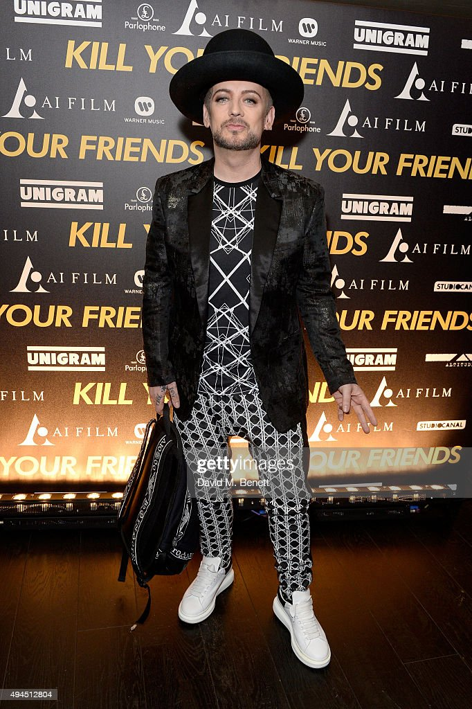 Kill Your Friends VIP Screening And After party