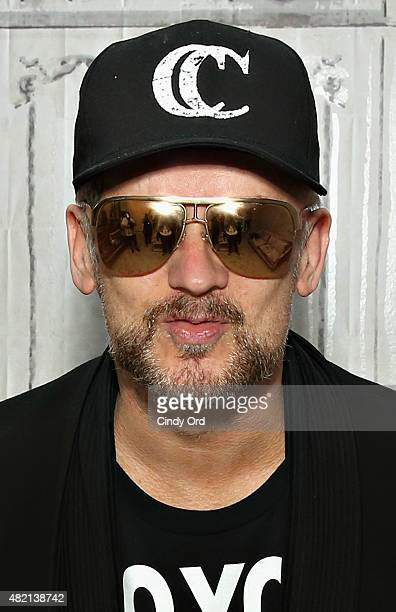 Singer Boy George attends the AOL Build Speaker Series Presents Boy George and Culture Club at AOL Studios on July 27 2015 in New York City