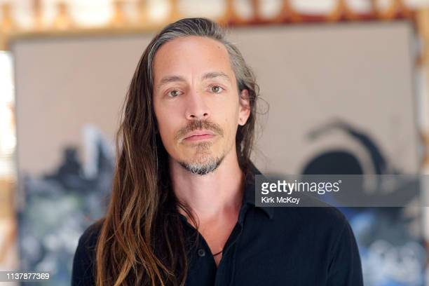 Singer Brandon Boyd of Incubus is photographed for Los Angeles Times on February 15 2019 in Los Angeles California PUBLISHED IMAGE CREDIT MUST READ...