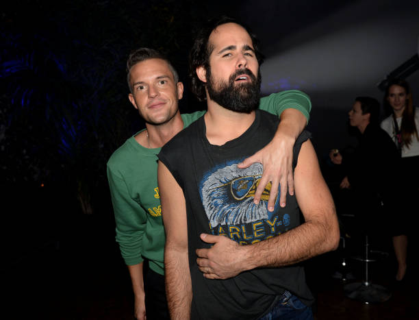 NLD: MTV EMA's 2013 - Be Viacom After Party