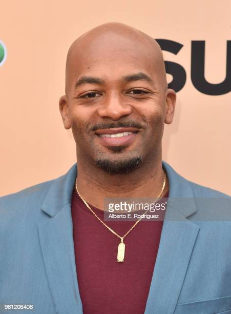 Singer Brandon Victor Dixon attends an FYC Event for NBC's Jesus Christ Superstar Live in Concert at the Egyptian Theatre on May 21 2018 in Hollywood...
