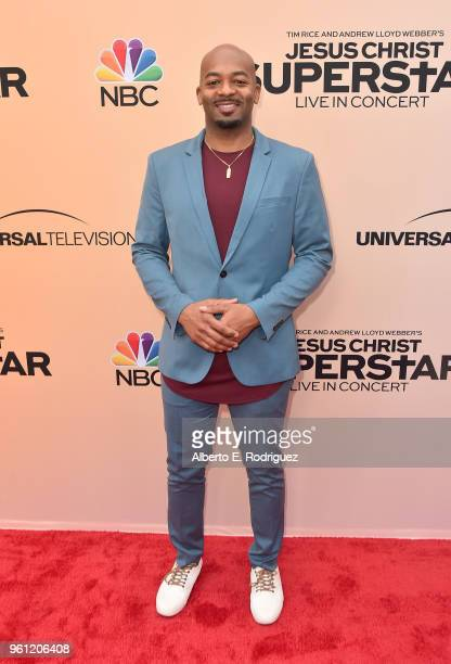 Singer Brandon Victor Dixon attends an FYC Event for NBC's 'Jesus Christ Superstar Live in Concert' at the Egyptian Theatre on May 21 2018 in...