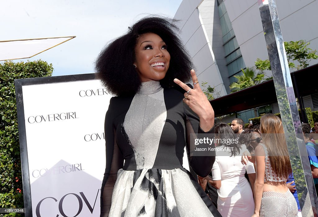 2015 BET Awards - Cover Girl Glam Stage