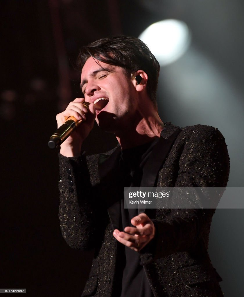Panic! At The Disco Performs at Staples Center