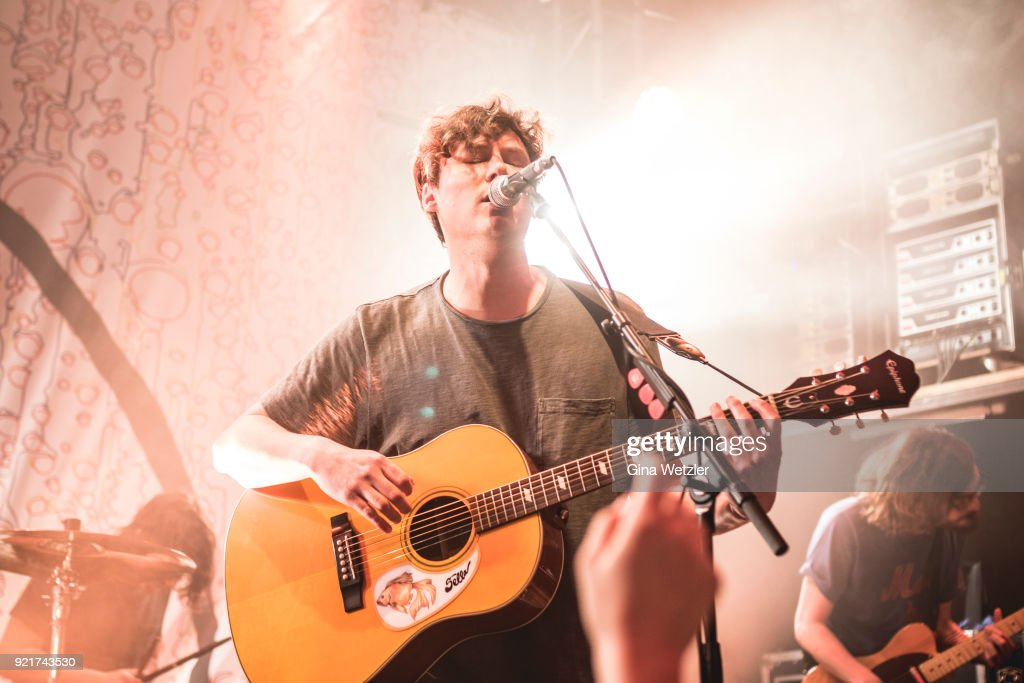 The Front Bottoms Perform In Berlin
