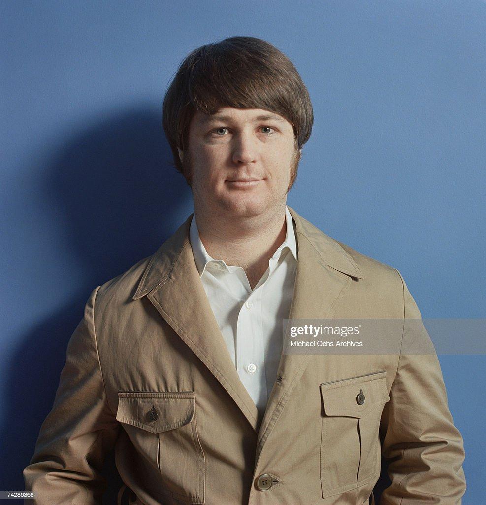 Brian Wilson Portrait : News Photo