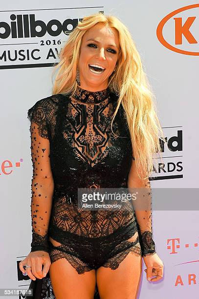 Singer Britney Spears arrives at the 2016 Billboard Music Awards at TMobile Arena on May 22 2016 in Las Vegas Nevada