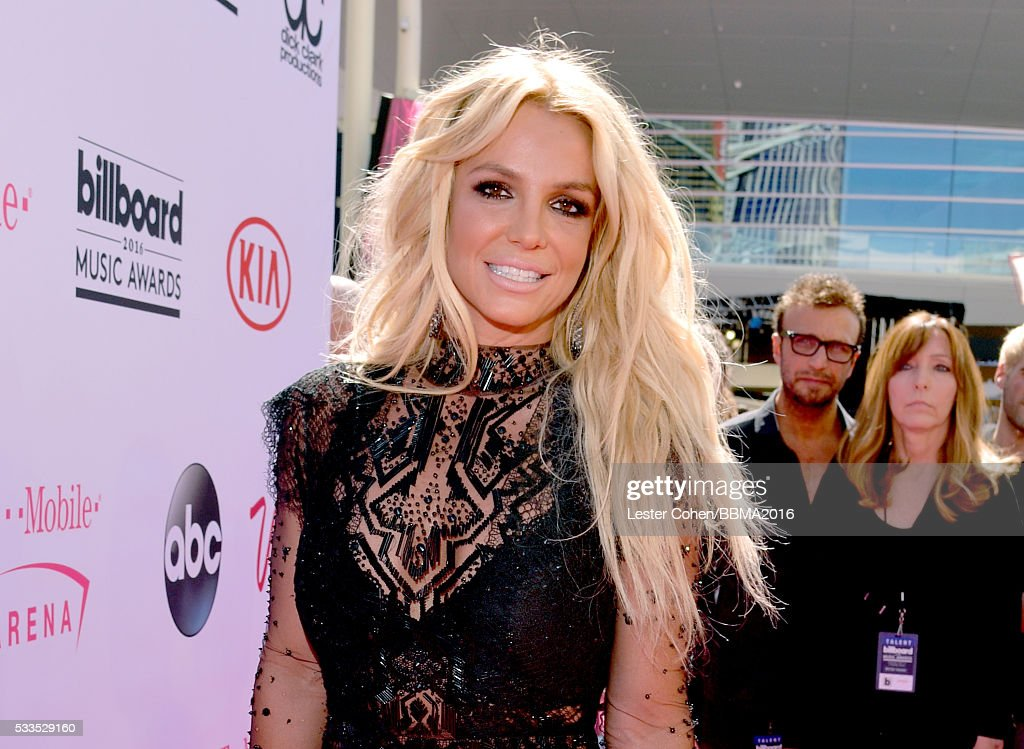 Singer Britney Spears attends the 2016 Billboard Music Awards at T-Mobile Arena on May 22, 2016 in Las Vegas, Nevada.