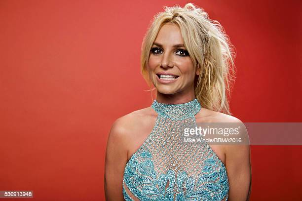 Singer Britney Spears is photographed at the 2016 Billboard Music Awards at the TMobile Arena in Las Vegas NV on May 22 2016