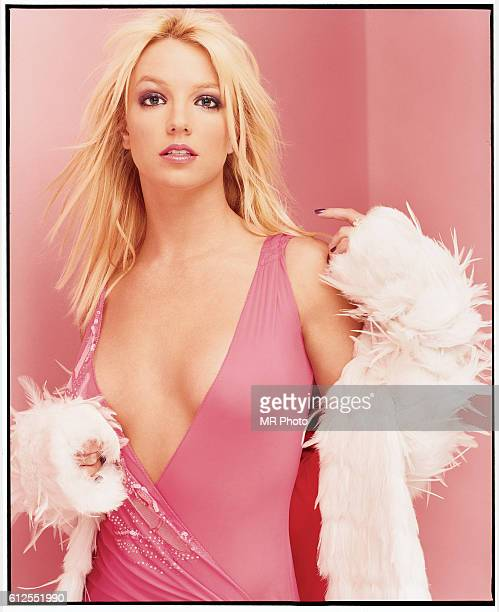 Singer Britney Spears is photographed in 2000