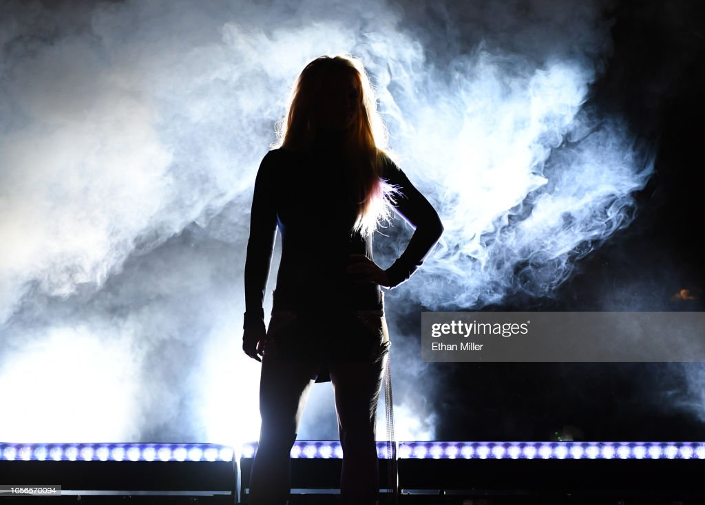 singer-britney-spears-is-silhouetted-as-