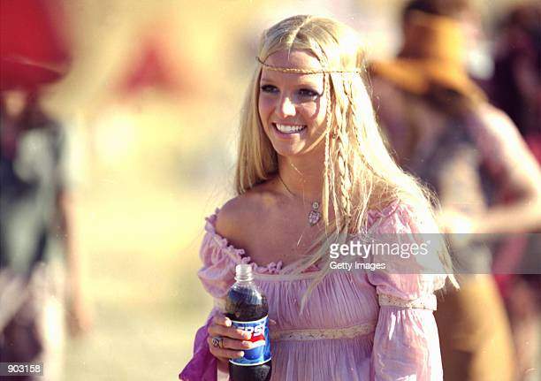 Singer Britney Spears takes part in a new Pepsi commercial in this photo Pepsi's Super Bowl commercial will feature Britney Spears in a ninety second...