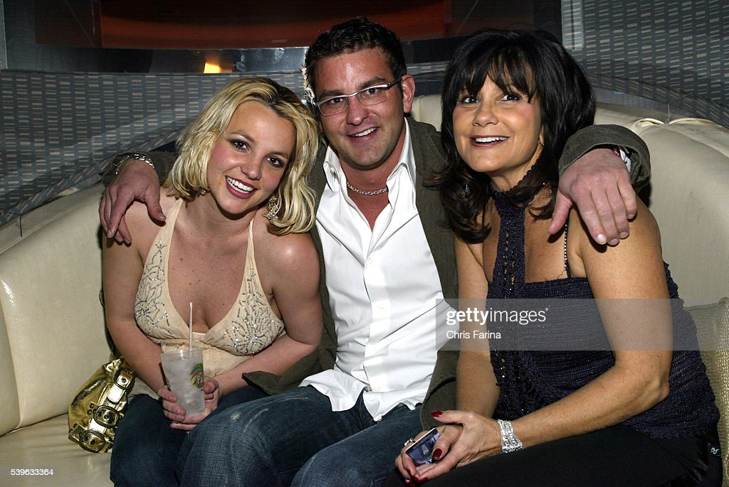 U.S. - Britney Spears at Palms Home Poker Host Launch in Las Vegas : News Photo